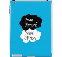 Dylan O'Brien? Dylan O'Brien. iPad Case/Skin