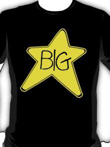 Big Star Rock Black T-shirt Sz S M L XL T-Shirt