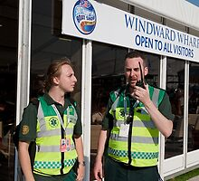 Paramedico Ltd at the Southampton Boat Show 2014 by Keith Larby