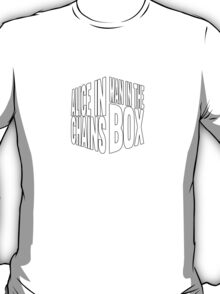Man In The Box T-Shirt