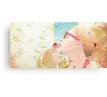 Soap Bubble Canvas Print