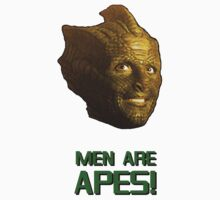 Doctor Who's Madame Vastra - Men are Apes! by CookieDude