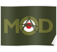 Mad Mod Poster