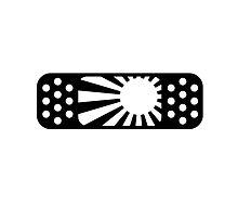 JDM Bandaid Sticker by fadouli