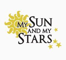 My sun and my stars - Khal Drogo & Daenerys Targaryen Kids Clothes