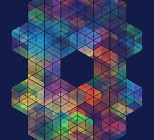 Extra Dimensional Cubes by papabuju