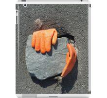 fisherman Glove iPad Case/Skin