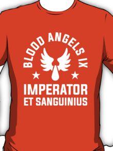 Blood Angels IX - Warhammer T-Shirt