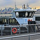 NY Waterway's Ferry Boat Enduring Freedom  by pmarella