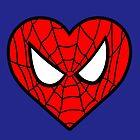 I love Spidey by clockworkheart