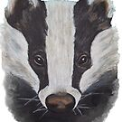 Badger by patricia shrigley