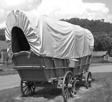 Pennsylvania Wagon Trails by Monnie Ryan