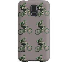 Mountain Biking  Samsung Galaxy Case/Skin