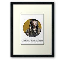 Cullen Bohannon Framed Print