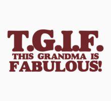 TGIF this grandma by Boogiemonst