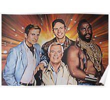 The A Team fanart Poster