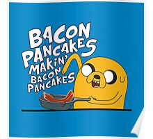Adventure Time - Jake   Fanart Poster