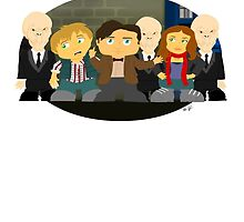 11th Doctor by SCoffin
