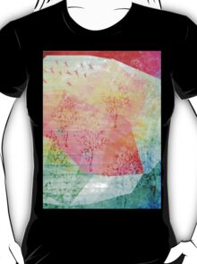 Landscapes by Birds View  T-Shirt