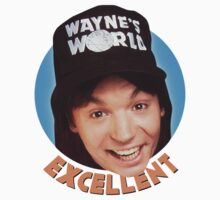 Wayne's world - Excellent by Lamamelle2nd
