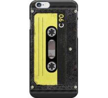 Old School Cassette iPhone Case/Skin