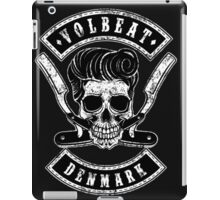 Volbeat Denmark iPad Case/Skin