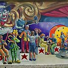 Welcome to Clown School!  by John  Kapusta