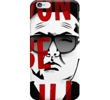 DICTATOR iPhone Case/Skin