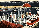 Hong Kong by Sam Brewster