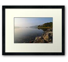 Loch Spelve Framed Print