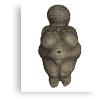 Prehistoric Venus Figurine Canvas Print