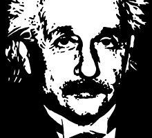 Albert Einstein by Ant-Acid