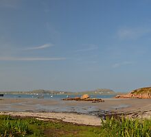 A view of Iona by Pete Johnston