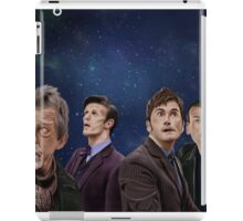 Day of the Doctor iPad Case/Skin
