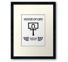 House of Life, Cairo Nome Framed Print