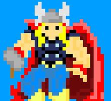 Thor by mrchains