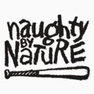 Naughty by Nature (black) by philmart