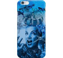 Carmen Miranda is A Cosmic Girl! iPhone Case/Skin