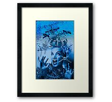Carmen Miranda is A Cosmic Girl! Framed Print