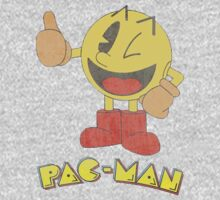 Pacman by BearWithAKnife1