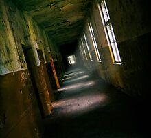 Abandoned hospital by JBlaminsky