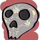 Dia de Los Muertos Number 2 by Adam Berardi