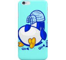 Fat Penguin iPhone Case/Skin