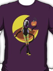 Halloween Magic Cat T-Shirt