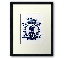 Disney Princess Academy Framed Print