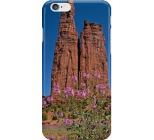 Spider Flowers and Spider Rock iPhone Case/Skin