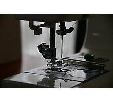 A Real Sew-And-Sew Photographic Print