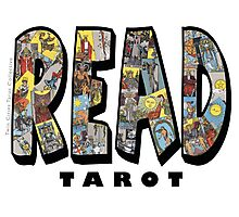 Be Well Read - READ TAROT Photographic Print