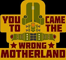 Cherno Alpha: Wrong Motherland by Limey-Boy