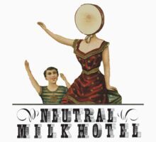 Neutral Milk Hotel - In the Aeroplane Over the Sea Kids Clothes